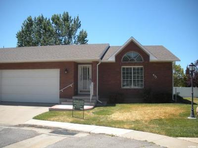 South Ogden Condo For Sale: 973 E 5775 S #25