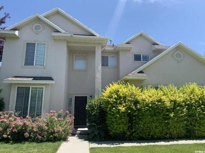 Springville Single Family Home For Sale: 556 N 950 W