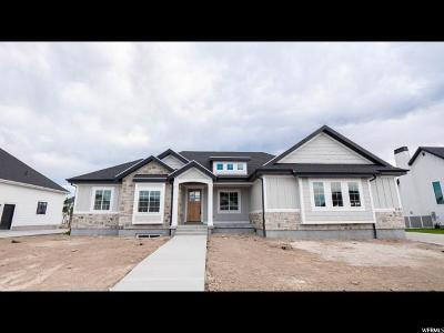 Lehi Single Family Home For Sale: 1595 W 800 N