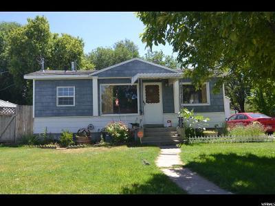 Ogden Single Family Home For Sale: 355 E 37th St