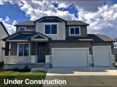 Lehi Single Family Home For Sale: 578 S 2100 W #58