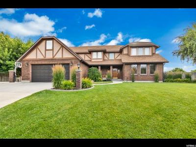 South Jordan Single Family Home For Sale: 1157 Country Park Cv