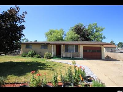 Layton Single Family Home For Sale: 1661 N Forbes Ave W