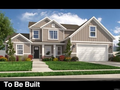 Salem Single Family Home For Sale: 354 W Deer Creek Trl W #61