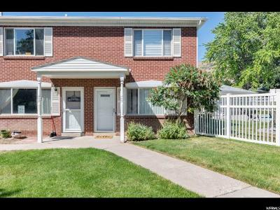 Bountiful Townhouse Under Contract: 501 N 400 E #10D