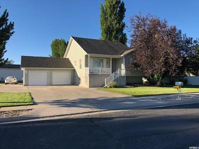 Nibley Single Family Home For Sale: 695 W 3480 S