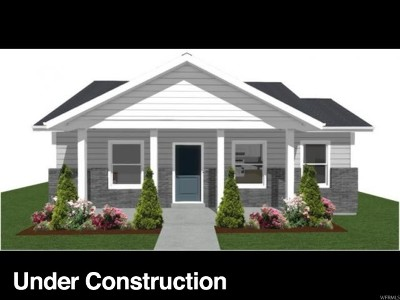North Logan Single Family Home For Sale: 2397 N 200 E #LOT 5