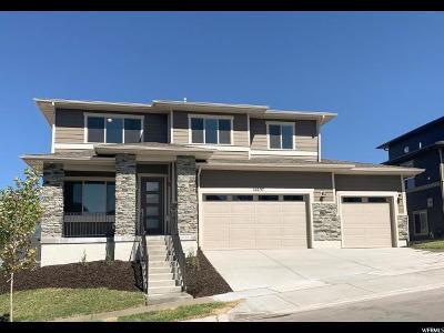 Draper Single Family Home Under Contract: 14697 S Snow Blossom Way E