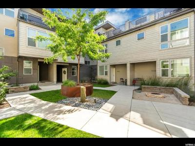 Midvale Townhouse For Sale: 1018 Rooftop Drive Dr W