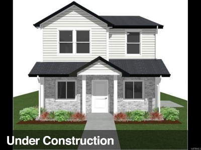 North Logan Single Family Home For Sale: 2386 N 150 E #LOT 7