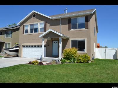 Lehi Single Family Home For Sale: 3342 W Jordan Way S