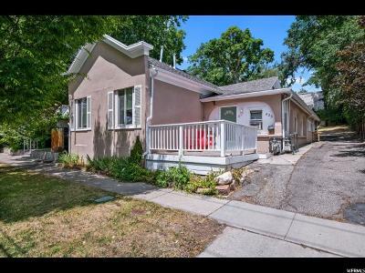 Salt Lake City Multi Family Home For Sale: 425 E Fourth Ave N