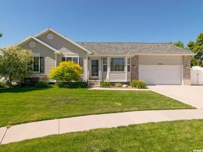 Herriman Single Family Home For Sale: 5734 W Sorrell Ct S