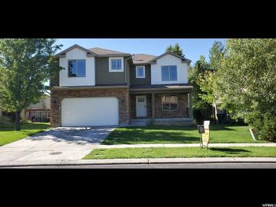 Cedar Hills Single Family Home For Sale: 4067 W Cimarron N