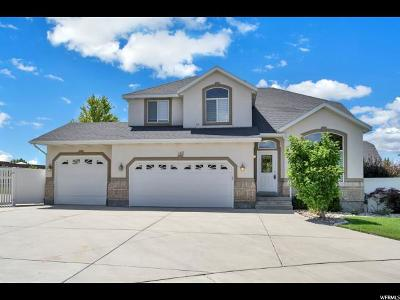 Lehi Single Family Home For Sale: 345 W 2800 N