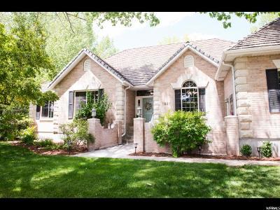 Mapleton Single Family Home For Sale: 1881 E Maple