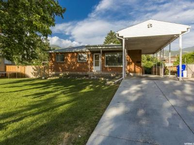 Bountiful Single Family Home For Sale: 1550 N 400 W