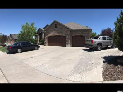 Herriman Single Family Home For Sale: 14377 S Butterfield Pkwy W