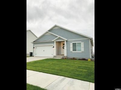 Spanish Fork Single Family Home For Sale: 759 N Stallion Dr