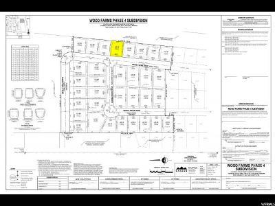 West Jordan Residential Lots & Land For Sale: 7451 S 4640 W