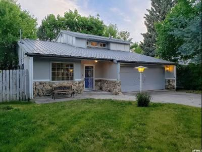 Midway Single Family Home For Sale: 80 E 100 N