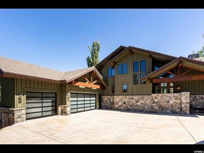 Park City Single Family Home For Sale: 2692 Ruminant Rd