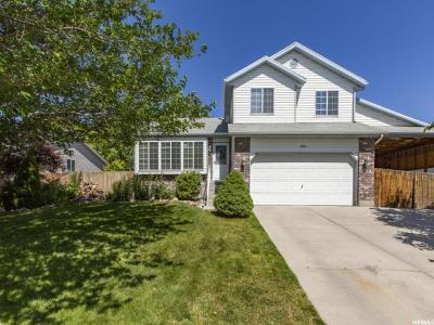 West Jordan UT Single Family Home For Sale: $330,000