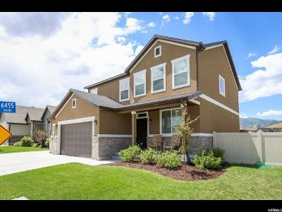 West Jordan UT Single Family Home For Sale: $375,000