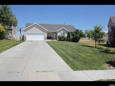 Saratoga Springs Single Family Home For Sale: 218 W Jonathan Pl