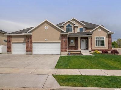 Riverton Single Family Home Under Contract: 12989 S Zion Park Dr W