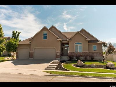 Layton Single Family Home For Sale: 1586 N 150 E