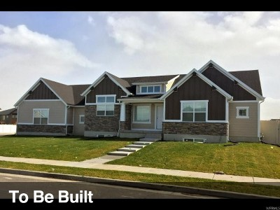 Farr West Single Family Home For Sale: 2316 N 2400 W #28