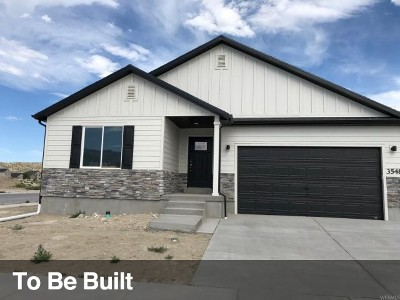 Eagle Mountain Single Family Home For Sale: 3624 Willy Way N #105