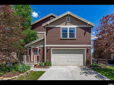 Park City Single Family Home Under Contract: 5756 N Sagebrook Dr