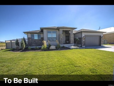 Farr West Single Family Home For Sale: 3900 N 2587 W #111