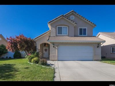 Spanish Fork Single Family Home For Sale: 447 W 300 S