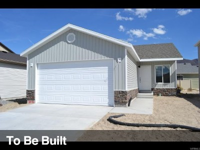 Eagle Mountain Single Family Home For Sale: 1387 Skip St E #106