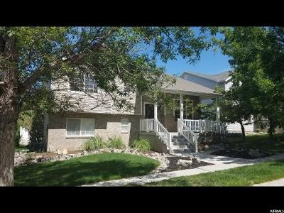 Eagle Mountain Single Family Home For Sale: 7592 N Snowy Owl Rd W