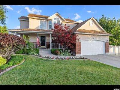 Kaysville Single Family Home For Sale: 152 E 950 S