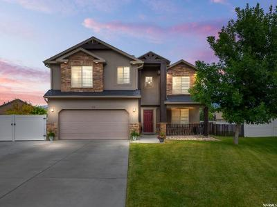 Lehi Single Family Home Under Contract: 1831 S 550 W