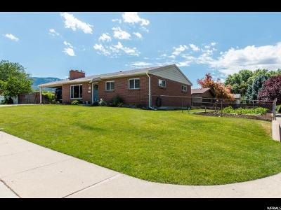 Bountiful Single Family Home For Sale: 167 W 850 S