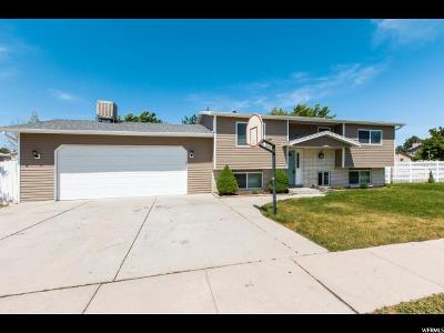 West Jordan UT Single Family Home For Sale: $290,000