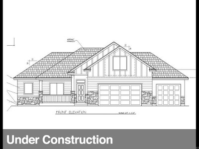 Spanish Fork Single Family Home For Sale: 1154 S River Ridge Ln #609