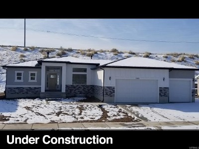 Spanish Fork Single Family Home For Sale: 1142 River Ridge Ln
