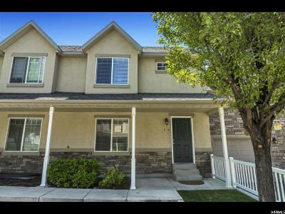 Lehi Townhouse For Sale: 416 N 1348 E