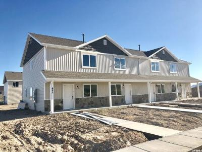 Tremonton Single Family Home Under Contract: 483 N 2650 W #4