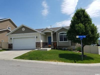 West Jordan UT Single Family Home For Sale: $385,000