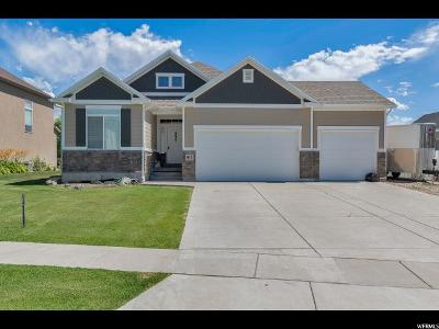 Layton Single Family Home For Sale: 585 W 600 S