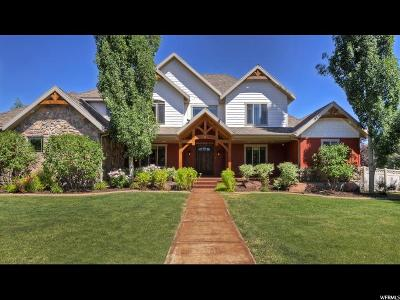 Midway Single Family Home For Sale: 1390 Dutch Fields Pkwy