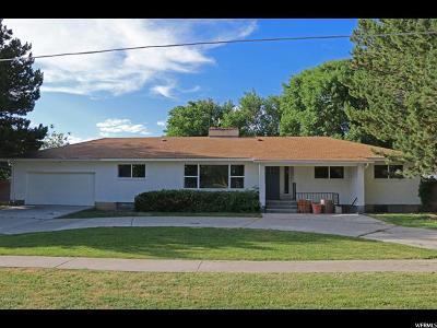Nephi Single Family Home For Sale: 95 E 600 N
